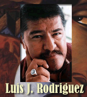 the life of luis j rodriguez Always running by luis j rodriguez is a novel that captures the truth about gang life in la in the  always running tells the life story of luis j.